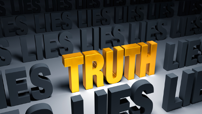 TRUTH SURROUNDED BY LIES